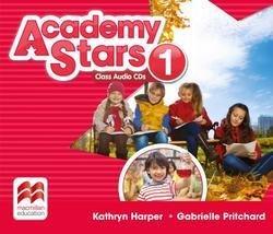 Academy Stars 1 Audio CD - Kathryn Harper - 9781380006639
