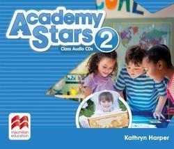 Academy Stars 2 Audio CD - Kathryn Harper - 9781380006646