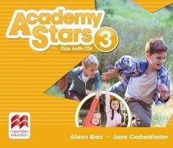 Academy Stars 3 Audio CD - Alison Blair - 9781380006653