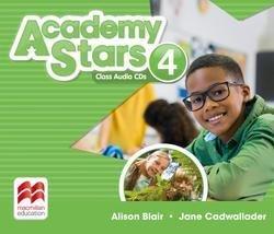 Academy Stars 4 Audio CD - Alison Blair - 9781380006660