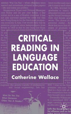Critical Reading in Language Education (Paperback) - C. Wallace - 9781403993397