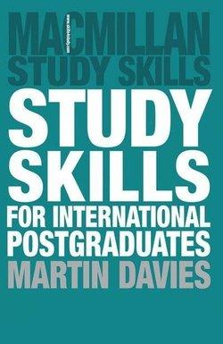 Studying Skills for International Postgraduates - Martin Davies - 9781403995803