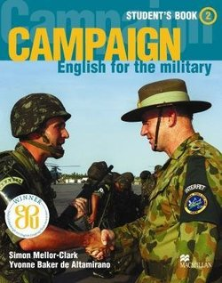 Campaign English for the Military 2 Student's Book - Simon Mellor-Clark - 9781405009850