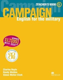 Campaign English for the Military 2 Teacher's Book - Charles Boyle - 9781405009867