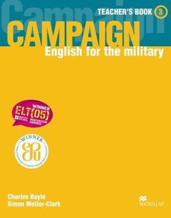 Campaign English for the Military 3 Teacher's Book - Charles Boyle - 9781405009911