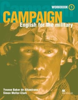 Campaign English for the Military 1 Workbook and Audio CD - Yvonne Baker De Altamirano - 9781405028998