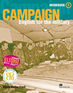 Campaign English for the Military 3 Workbook & Audio CD Pack - Simon Mellor-Clark - 9781405029032