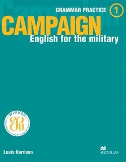 Campaign English for the Military 1 Grammar Practice - Louis Harrison - 9781405074186