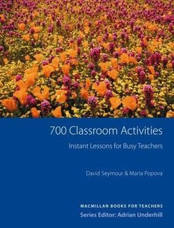 700 Classroom Activities - David Seymour - 9781405080019