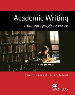 Academic Writing from Paragraph to Essay - Lisa Ghulldu - 9781405086066