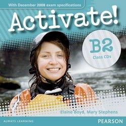 Activate! B2 Class Audio CDs (2) - Elaine Boyd - 9781405851206