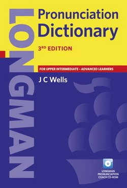 Longman Pronunciation Dictionary (3rd Edition) (Paperback) with CD-ROM - John Wells - 9781405881180