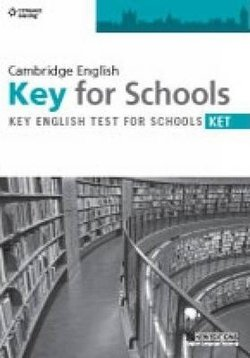 Cambridge English: Key for Schools (KET4S) Practice Tests Student's Book -  - 9781408061558