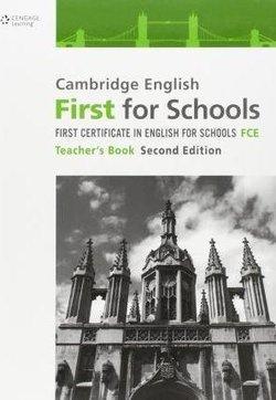 Cambridge English: First for Schools (FCE4S) Practice Tests Teacher's Book - Emea Elt - 9781408096017