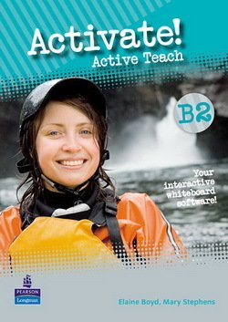 Activate! B2 ActiveTeach (Interactive Whiteboard Software) - Boyd