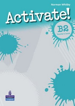Activate! B2 Teacher's Book - Norman Whitby - 9781408239124
