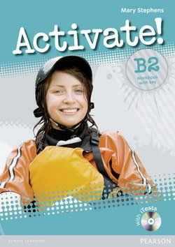 Activate! B2 Workbook with Answer Key & iTest Multi-ROM - Mary Stephens - 9781408270516
