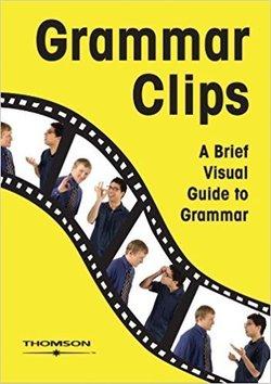 Grammar Clips - A Brief Visual Guide to Grammar Workbook -  - 9781424004485
