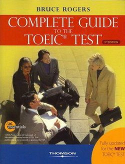Complete Guide to the TOEIC Test Self-Study Pack (Student's Book