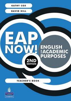 EAP Now! (New Edition) Teacher's Book - Kathy Cox - 9781442528024