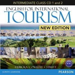 English for International Tourism (New Edition) Intermediate Class Audio CD - Peter Strutt - 9781447903512