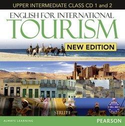 English for International Tourism (New Edition) Upper Intermediate Class Audio CD - Peter Strutt - 9781447903666
