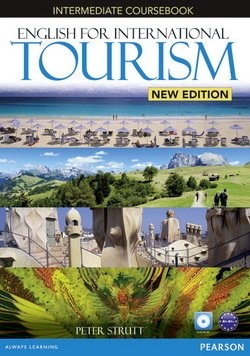 English for International Tourism (New Edition) Intermediate Coursebook with DVD-ROM - Peter Strutt - 9781447923831