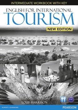 English for International Tourism (New Edition) Intermediate Workbook with Key & Audio CD - Louis Harrison - 9781447923855