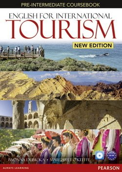 English for International Tourism (New Edition) Pre-Intermediate Coursebook with DVD-ROM - Iwona Dubicka - 9781447923879