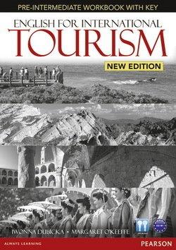 English for International Tourism (New Edition) Pre-Intermediate Workbook with Key & Audio CD - Iwona Dubicka - 9781447923893