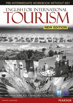 English for International Tourism (New Edition) Pre-Intermediate Workbook without Key with Audio CD - Iwona Dubicka - 9781447923909