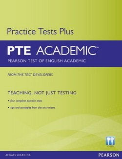 Practice Tests Plus for PTE (Pearson Test of English) Academic Student's Book without Key with CD-ROM - Kate Chandler - 9781447937951