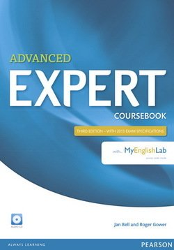 Advanced Expert (3rd Edition) Coursebook with Audio CD & MyEnglishLab - Jan Bell - 9781447961994