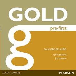 Gold Pre-First Class Audio CDs -  - 9781447973904