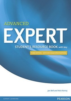 Advanced Expert (3rd Edition) Student's Resource Book with Answer Key - Jan Bell - 9781447980605