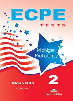 ECPE 2 Tests for the Michigan Proficiency Class Audio CDs (4) -  - 9781471503757