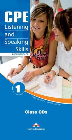CPE Listening & Speaking Skills 1 Class CDs (6) -  - 9781471504952