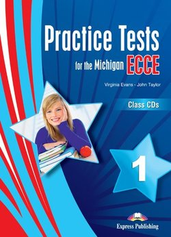 Practice Tests for the Michigan ECCE 1 Class Audio CDs (3) -  - 9781471505195