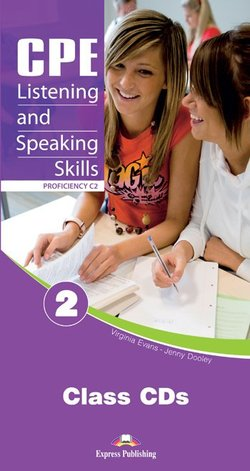 CPE Listening & Speaking Skills 2 Class Audio CDs -  - 9781471506727