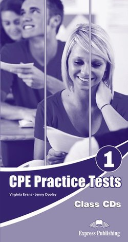 Practice Tests for CPE 1 (Cambridge English: Proficiency) Class Audio CDs (6) - Robert Obee - 9781471507236