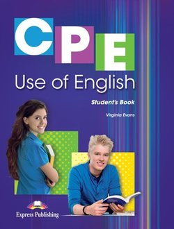 CPE Use of English 1 Student's Book - Evans