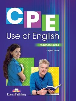 CPE Use of English 1 Teacher's Book - Evans