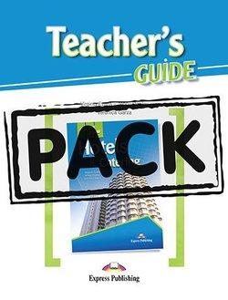 Career Paths: Hotels & Catering Teacher's Pack (Teacher's Guide