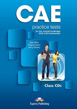 CAE Practice Tests Audio CDs (3) -  - 9781471536892