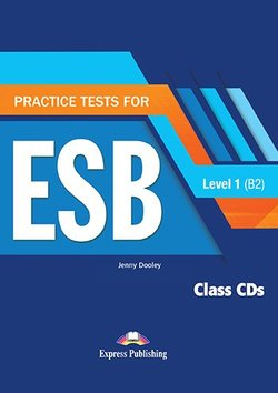 Practice Tests for ESB 1 (B2) (Revised Edition) Class CDs (3) -  - 9781471554827