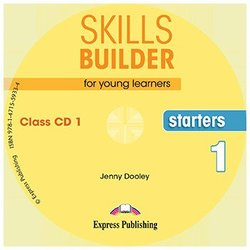 Skills Builder for Young Learners (Revised - 2018 Exam) Starters 1 Class CDs (2) -  - 9781471559327