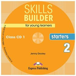 Skills Builder for Young Learners (Revised - 2018 Exam) Starters 2 Class CDs (2) -  - 9781471559372