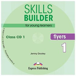 Skills Builder for Young Learners (Revised - 2018 Exam) Flyers 1 Class CDs (2) -  - 9781471559556