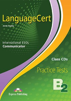 LanguageCert B2 - Communicator Practice Tests Class CDs (3) -  - 9781471568497