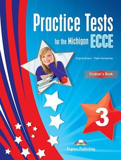 Practice Tests for the Michigan ECCE 3 Student's Book with DigiBooks App -  - 9781471575839